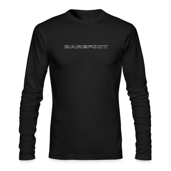 Barefoot Sound - Men's Long Sleeve T-Shirt by Next Level