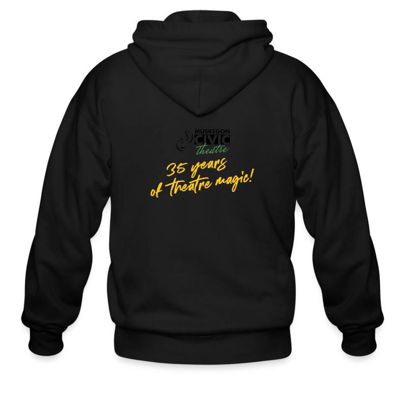 35th Anniversary - Men's Zip Hoodie