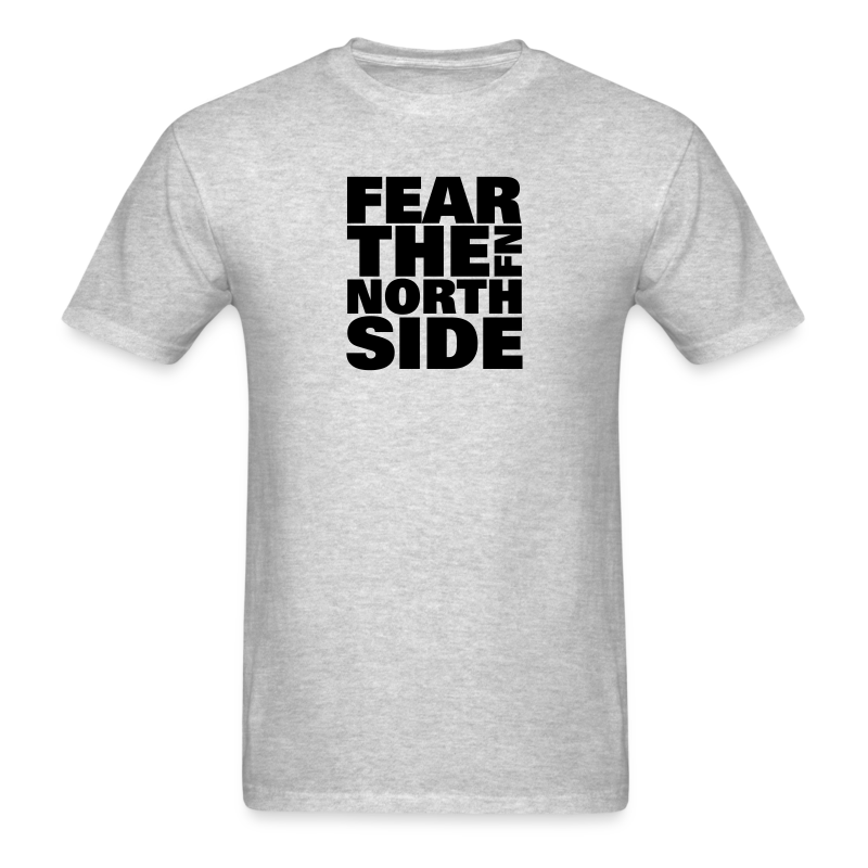 North Side - Men's T-Shirt