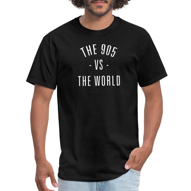 The 905 vs The World - Men's T-Shirt