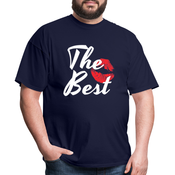 Best Kiss - Men's T-Shirt