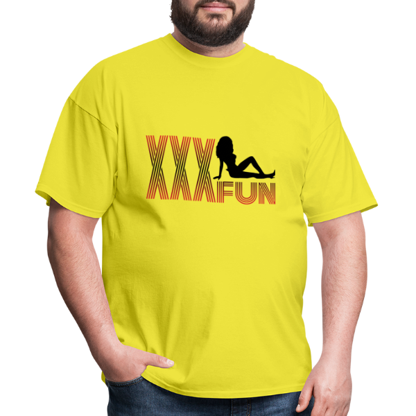 XXX Fun - Men's T-Shirt
