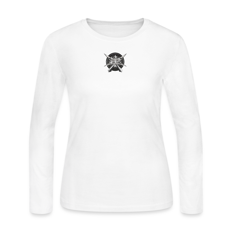 MS_Logo - Women's Long Sleeve Jersey T-Shirt