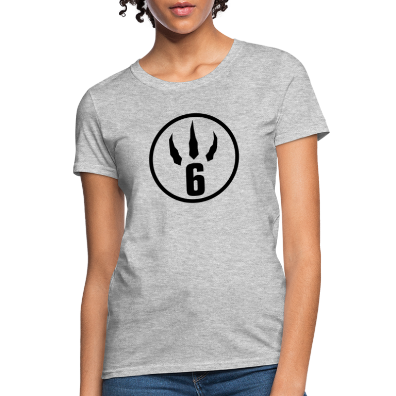 6 Claw - Women's T-Shirt