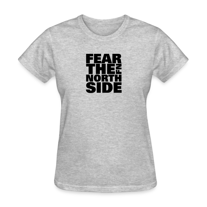 North Side - Women's T-Shirt