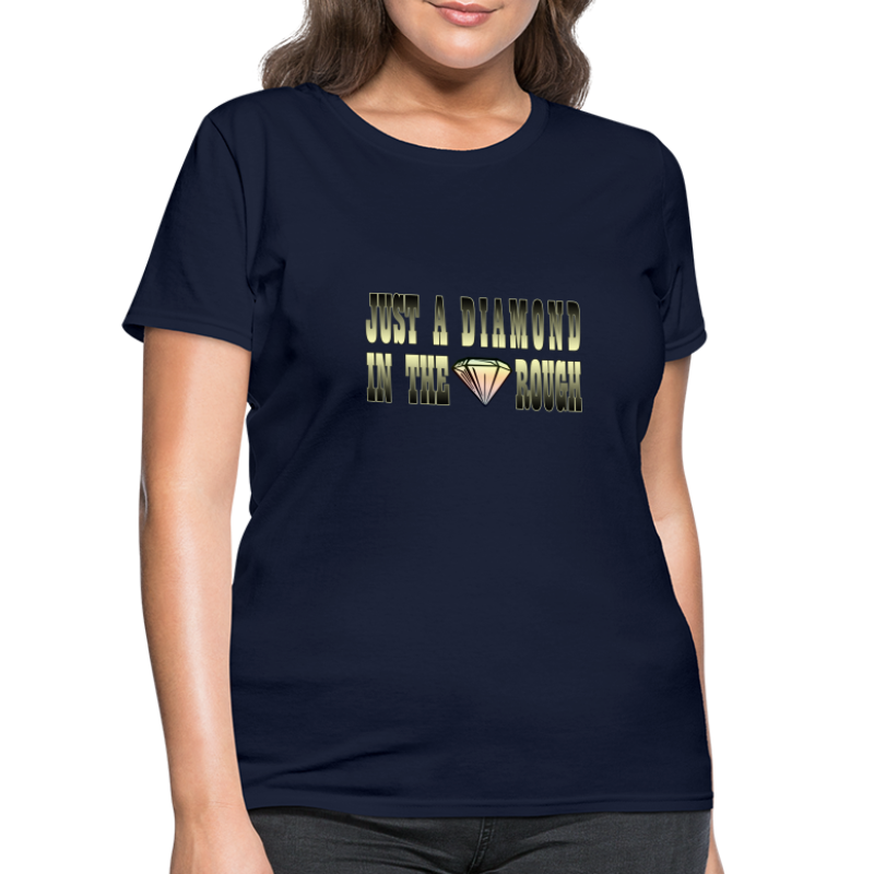 Rough Diamond - Women's T-Shirt