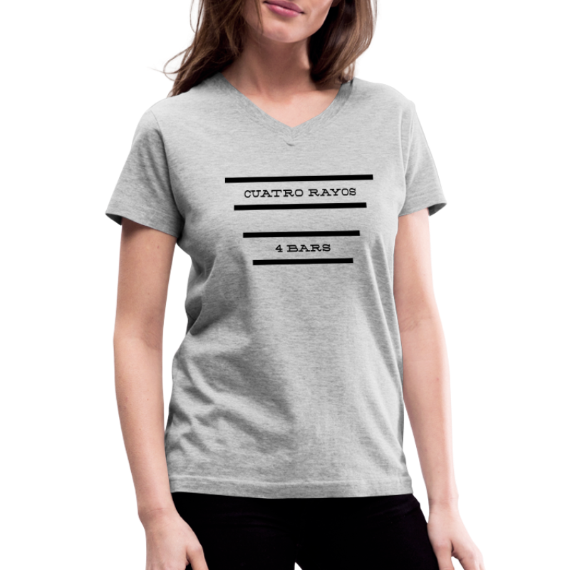 Proctor Trifecta - Women's V-Neck T-Shirt