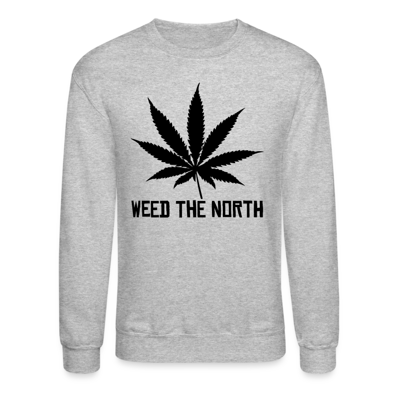 Weed The North - Crewneck Sweatshirt
