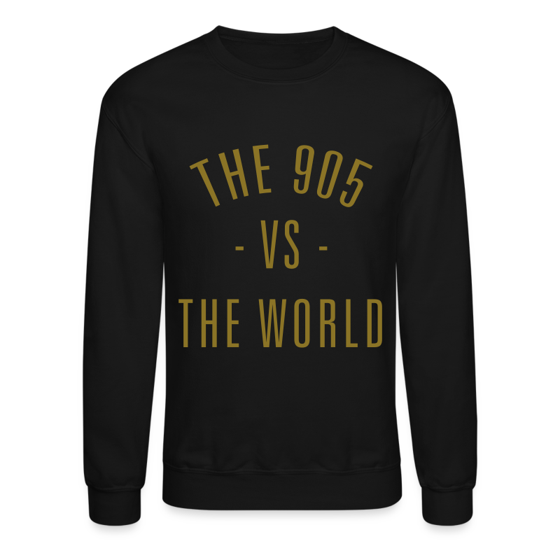 The 905 vs The World - Crewneck Sweatshirt