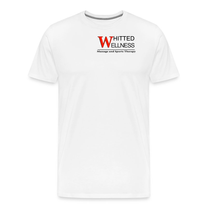 Whitted Wellness Logo - Men's Premium T-Shirt