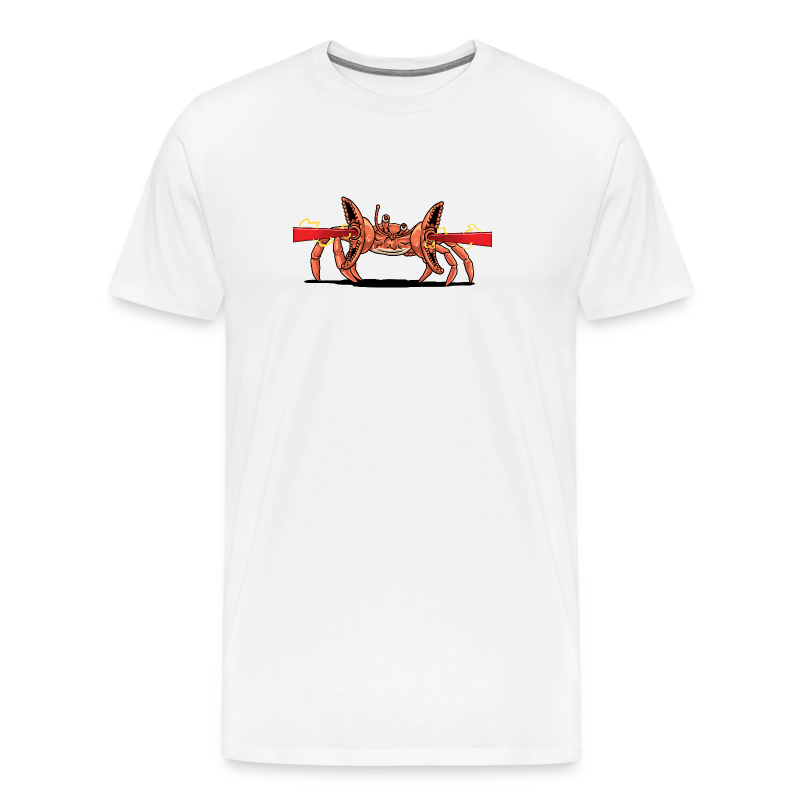 Mercstar Crab People - Men's Premium T-Shirt