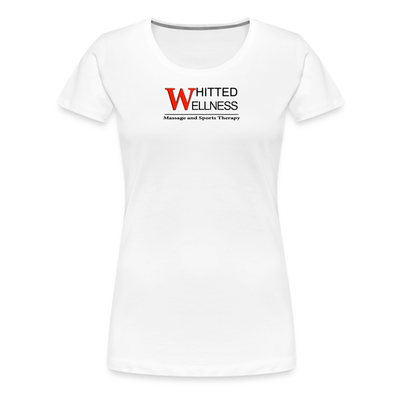 Whitted Wellness Logo - Women's Premium T-Shirt