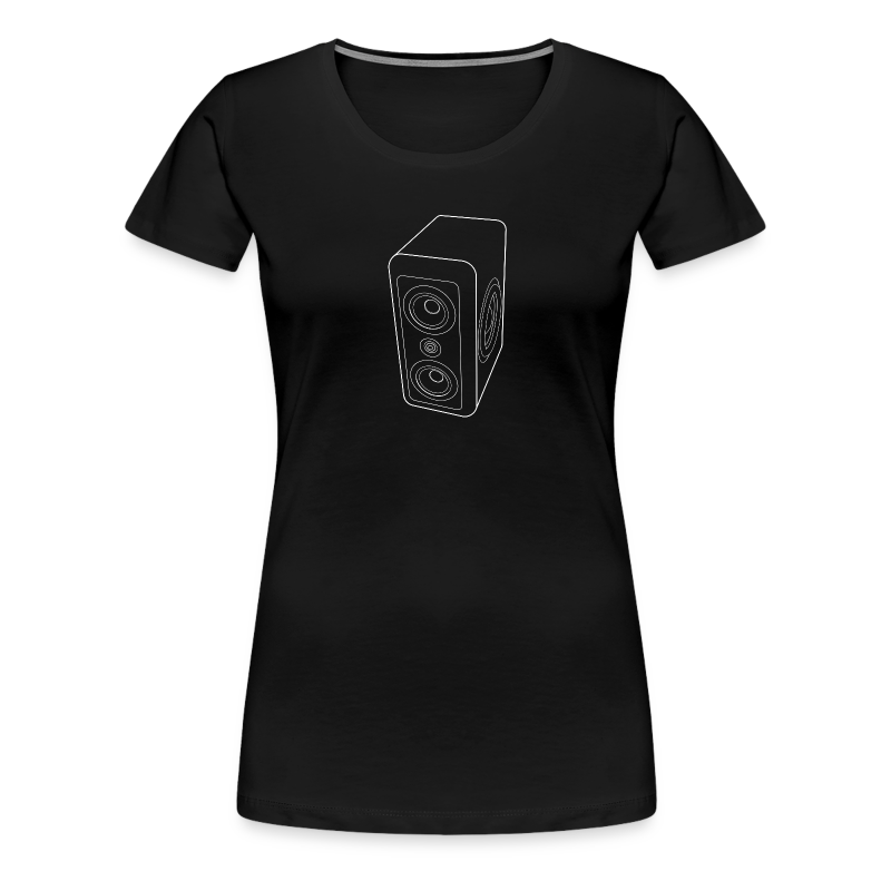 MicroMain27 - Women's Premium T-Shirt