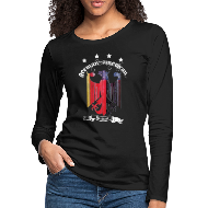 German American Heritage - Women's Premium Long Sleeve T-Shirt