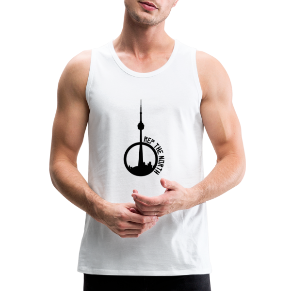 Rep The Skyline - Men's Premium Tank