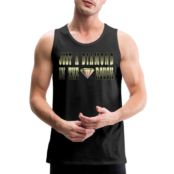 Rough Diamond - Men's Premium Tank