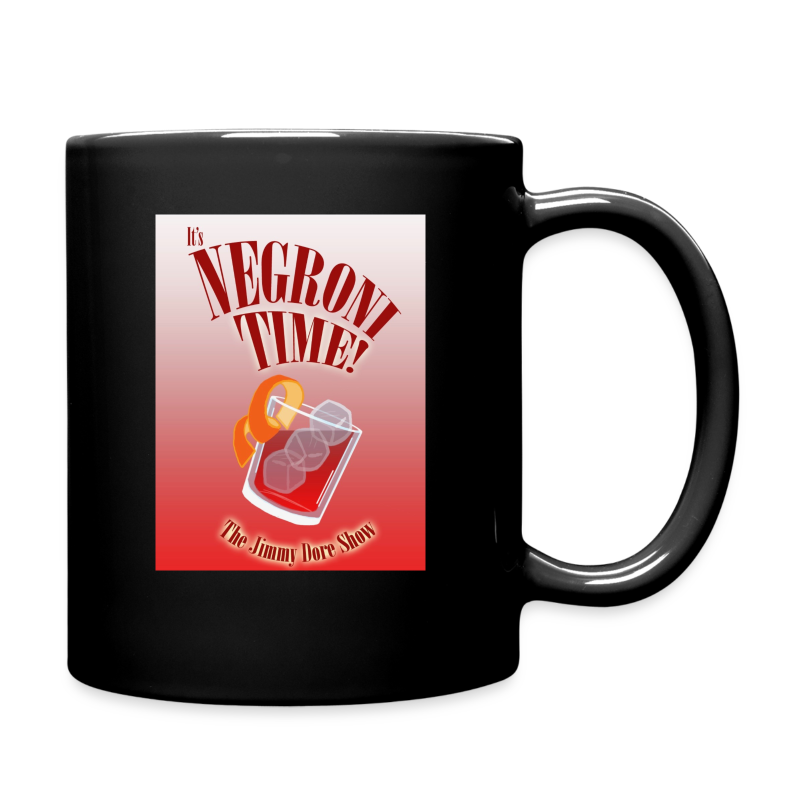 It's Negroni Time! - Full Color Mug