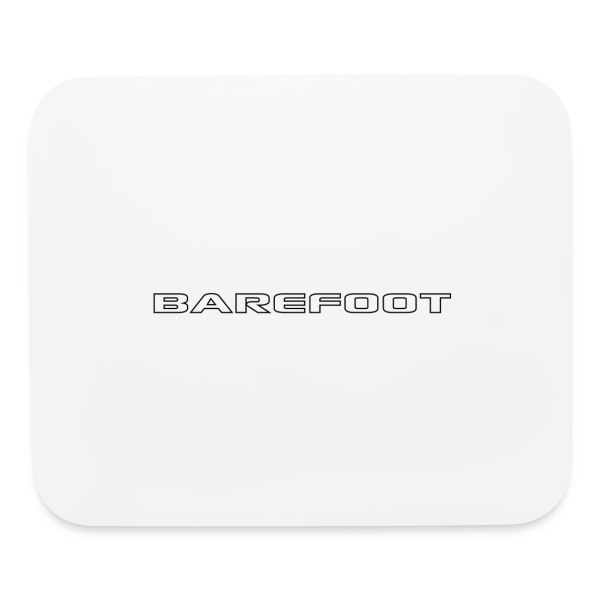 Barefoot Sound - Mouse pad Horizontal